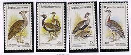 1983 - BOPHUTHATSWANA - Catg.. Mi. 112/115 -  NH - (I-SRA3207.14) - Bophuthatswana