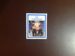 Vanuatu 1987 Royal Ruby Wedding Inverted Watermark SG488w MNH Rare! - Vanuatu (1980-...)