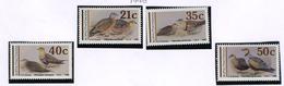 1990 - BOPHUTHATSWANA - Catg.. Mi. 239/242 -  NH - (I-SRA3207.14) - Bophuthatswana