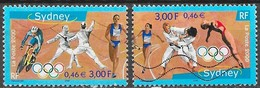 France - J.O. 2000 Sydney - Oblitérés - Lot 270