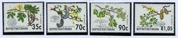1991 - BOPHUTHATSWANA - Catg.. Mi. 281/284 -  NH - (I-SRA3207.14) - Bophuthatswana