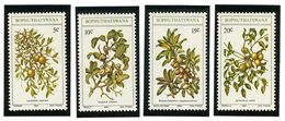 1980 - BOPHUTHATSWANA - Catg.. Mi. 56/59 -  NH - (I-SRA3207.14) - Bophuthatswana