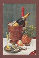 Plaisirs De La TABLE - Huitres Et Champagne - Hotels & Restaurants