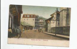 PANAMA 8 BEFORE THE FIRE 1910 - Panama