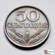 Portugal - 50 Centavos - 1979 - Portugal