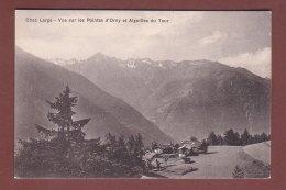 Valais / Wallis - CHEZ LARGE - Pointes D'Orny - Aiguilles Du Tour