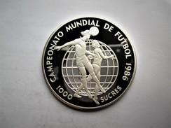 Ecuador, 1000 Sucres, 1986  KM# 88