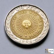 Argentina - 1 Peso - 1994 - Argentina