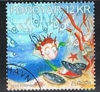 2010 - Fær Øer - ISOLE FAROER - EUROPA - USATI / USED. - Europa-CEPT