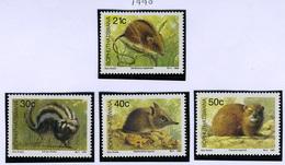 1990 - BOPHUTHATSWANA - Catg.. Mi. 235-238 -  NH - (I-SRA3207.14) - Bophuthatswana