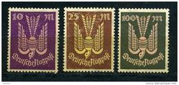 1923 Air Mail Issue  Michel Cat. N° 235/37 All Mint Never Hinged  ** - Luftpost