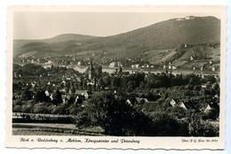 Blick V. Rodderberg Auf Mehlem, Königswinter Und Petersberg - Koenigswinter