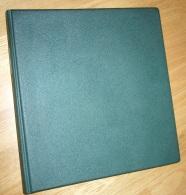 SCHWEIZ, 4erBlock, Vordruckblätter 1968-1976, 47 Blätter In LINDNER Ringbinder Grün - Blocs & Feuillets