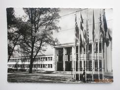 Postcard Strasbourg Maison De L'Europe Home To Council Of Europe Until 1977 Political Interest My Ref B2275 - Events