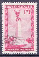 CHILI- 1965 - Mi Nr. 641 - YT Nr. PA227 - USED- ° - Chili