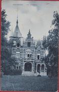 Boutersem Le Chateau Het Kasteel Postzegel Leopold II - Boutersem