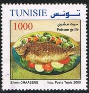 2009 - TUNISIA - CIBO / FOOD. USATI - Tunisia (1956-...)
