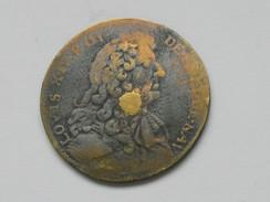 Jeton Royal Louis XIV 1679  - A Identifier **** EN ACHAT IMMEDIAT *** - Royal / Of Nobility