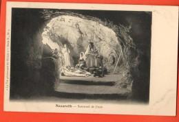 IAD-13 Nazareth Sommeil De Jésus. Grotte. Non Circulé - Gesù