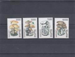 Biélorussie - Champignons Divers - Neufs** - Année 1999 - Y.T. N° 312/315 - Bielorussia