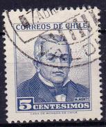 CHILI- 1960 - YT Nr.282 - Mi Nr.564 - USED -° - Chili