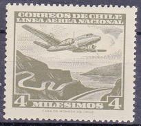 CHILI- 1960 - YT Nr.PA194 - Mi Nr.568 - NEW -** - Chili
