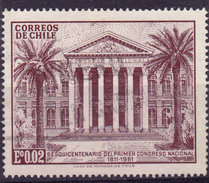 CHILI- 1961 - YT Nr.294 - Mi 603  - USED - ° - Chili