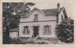 """Route De MORIVILLE """"Les Maronniers"""" (1928) - France"""