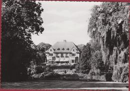 Bunsbeek Glabbeek Kasteel Henderiks Grote Kaart (In Zeer Goede Staat) - Glabbeek-Zuurbemde