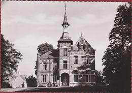 Bunsbeek Glabbeek Kasteel Leyssens Grote Kaart (In Zeer Goede Staat) - Glabbeek-Zuurbemde
