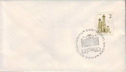 YUGOSLAVIA  - JUGOSLAVIA  - .100 Y ECONOMIC SCHOOL - ZEMUN - 1963