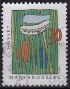 RABBIT EAR - Kaninchen (Ostern, Easter, Pâques) - Used - 2002 Hungary
