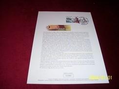 CEF  ° EMISSION LIMITE  ))  ALBERT CAQUOT 1881 / 1976 LE 30 06 2001 - Documentos Del Correo