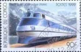 1999 Locomotives - Africa (Other)