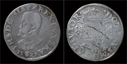 Brabant Filips II Filipsdaalder 1571 - Belgique