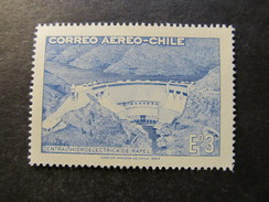 1969 - CHILE - RAPEL HIDROELECTRICT PLANT - SCOTT C292 A193 3E (2) - Chile