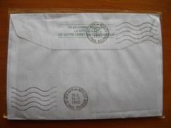 Réunion :  Lettre à Entête De La MAIF De 1995 Avec Couronne Complètement Inversée.