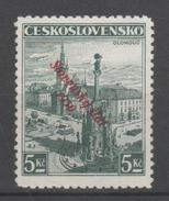 SLOVAQUIE 1939 - NUMERO 20 YVERT ET TELLIER NEUF OLOMOUC  - VOIR LE SCANNER - Slovacchia