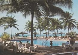 COTE D'IVOIRE----ASSOUINDE---hôtel LES PALETUVIERS--voir 2 Scans - Côte-d'Ivoire