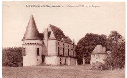 Dordogne - Château De PILES Près De Bergerac - Les Châteaux Du Bergeracois - 1938 - France