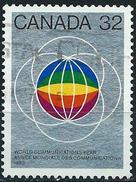 Canada 1983 - World Communications Year ( Mi 866 - YT 830 )