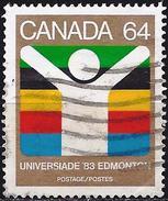 Canada 1983 - University Sports Games ( Mi 876 - YT 850 )