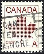 Canada 1981 - Maple Leaf ( Mi 818A - YT 786 )