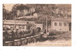 La Grand-Combe-La Galerie Sainte Barbe -(B.7381) - Other Municipalities