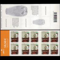 FINLAND 2008 - Scott# 1303a Booklet-Clocks MNH