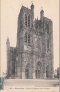 G , Cp , 80 , ABBEVILLE , Église Collégiale Saint-Vulfran - Abbeville