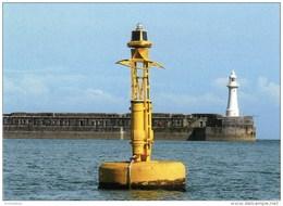 Postcard - Dover Breakwater West Lighthouse, Kent. SMH42B - Lighthouses