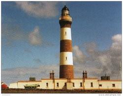 Postcard - North Ronaldsay Lighthouse, Orkney Islands. LigR09 - Lighthouses
