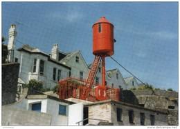 Postcard - Fowey Harbour Lighthouse, Cornwall. SMH119 - Lighthouses