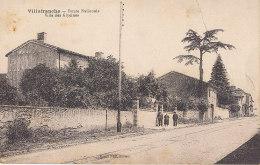 81 // VILLEFRANCHE D ALBIGEOIS   Route Nationale, Villa Des Glycines  * - Villefranche D'Albigeois